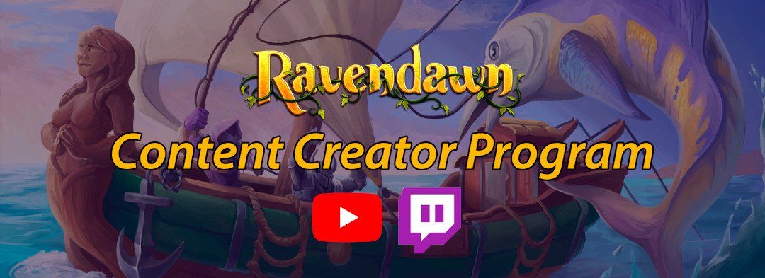 Ravendawn Content Creator